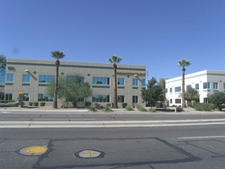 Goodyear City Hall building at 190 N Litchfield Road