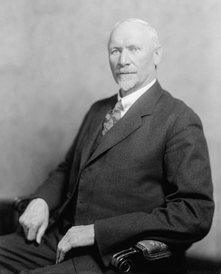 Jan Smuts, the last United Party Prime Minister (1919–1924, 1939–1948)