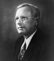 Governor Alf Landon of Kansas