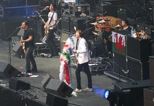 Two-time winner Manic Street Preachers