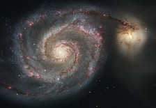 Whirlpool Galaxy (Messier 51)