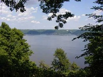 Mississippi River from Frontenac State Park, Minnesota (USDA, Natural Resources Conservation Service)