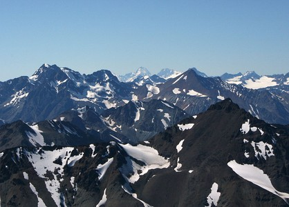 Mount Waddington is the highest summit of the Coast Mountains of British Columbia.