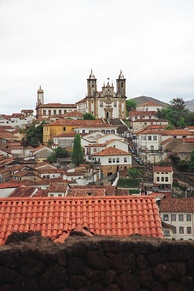Ouro Preto, in Minas Gerais: one of the most important musical centers in Brazil during the 18th century