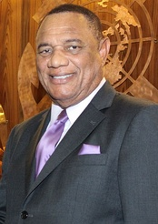Bahamian Prime Minister, Perry Christie