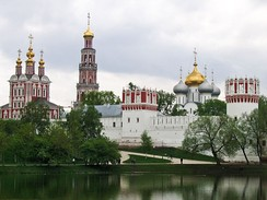 Novodevichy Convent is a World Heritage Site
