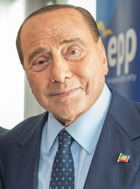 Berlusconi in May 2019.