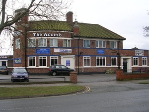 The Acomb (renamed as The Clockhouse)
