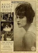 The World To Live In, 1919