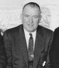 In 1951, Walter A. Brown purchased the Boston Bruins from Weston Adams.