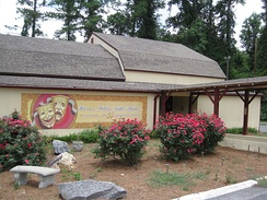 Warner Robins Little Theatre playhouse
