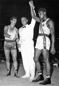 1960 Olympians: Ali won gold against Zbigniew Pietrzykowski (1956 and 1964 bronze medalist).
