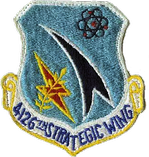 Emblem of the 4126th Strategic Wing