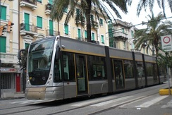 Messina Tramway System