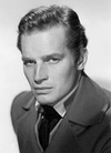 Charlton Heston in The President's Lady (1953)