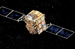 Defense Space Communications System-3 satellite
