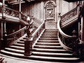 The famous Grand Staircase, which connected Boat Deck and E Deck