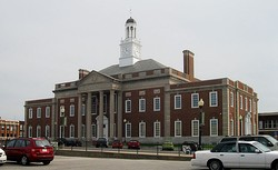 Jackson County Courthouse in Independence