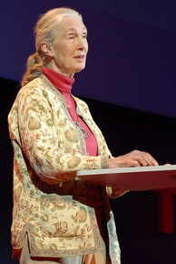 Goodall at TEDGlobal 2007