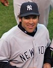 Damon with New York Yankees