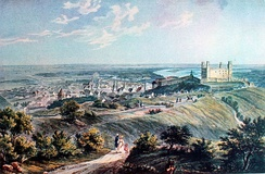 Pressburg in the 19th century