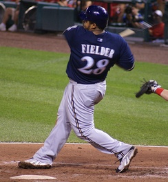 Prince Fielder (2002–03) was selected as the Midwest League's MVP and Prospect of the Year in 2003.[12]