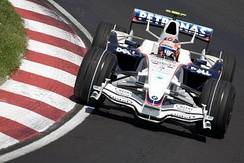 The Canadian Grand Prix saw Robert Kubica win his and BMW Sauber's only race.