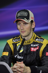 Romain Grosjean returned to Formula One with Lotus, the same team – then known as Renault F1 – that he made his debut with in 2009.