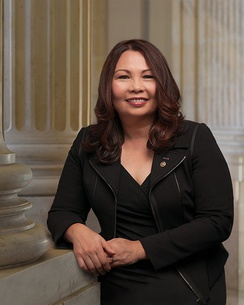 Junior Senator Duckworth