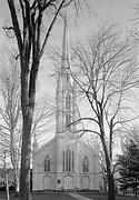 Trinity Church in Southport, 1966