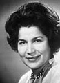 Romana Acosta Bañuelos, became the first Hispanic Treasurer of the United States (1971–1974).