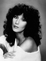 "American entertainer Cher, known as the ""Goddess of Pop""."