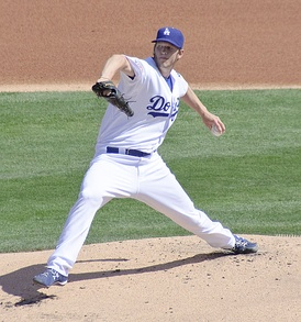 Clayton Kershaw struck out 12 batters in 7 innings on June 9
