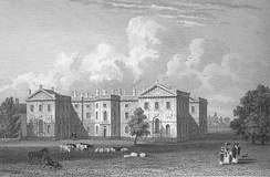Clumber Park in 1829