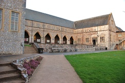 North Cloisters, St Luke's Campus