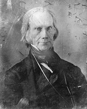 Henry Clay (1777–1852), one of the three founders of the American Colonization Society.
