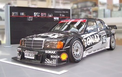 AMG 1993 DTM competition car