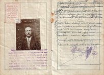 The Nansen passport allowed stateless persons to legally cross borders