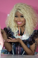 Nicki Minaj is part Afro-Trinidadian and East Indian.