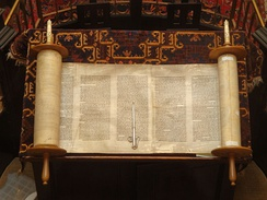 The Torah is the primary sacred text of Judaism.