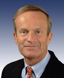 Todd Akin, who was re-elected as the U.S. Representative for the 2nd district