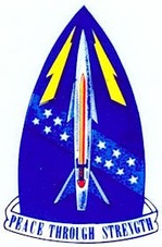 Emblem of the 579th Strategic Missile Squadron