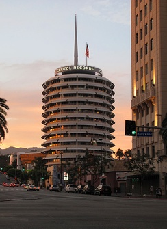 Capitol Records headquarters building