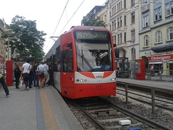 Cologne Stadtbahn is the largest tram network in the European Union.