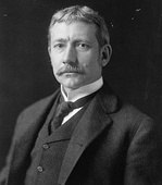 Secretary of War Elihu Root worked to reform Army after Spanish–American War.