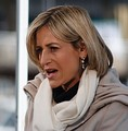 Emily Maitlis, a British journalist and newsreader.