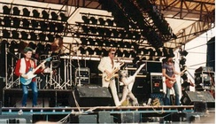 Hawkwind playing Donington in 1982