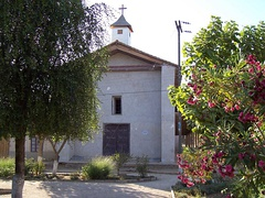 Parish church of the village of Nirivilo.