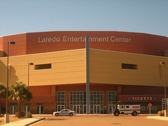 Laredo Energy Arena, formerly the Laredo Entertainment Center
