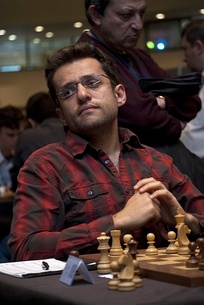 Chess Grandmaster Levon Aronian is a FIDE #2 rated player and the fourth highest rated player in history